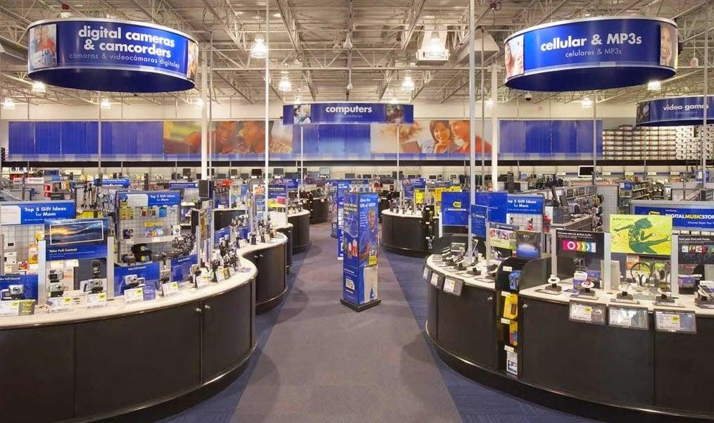 Compras nas lojas de eletrônicos em Orlando: Best Buy