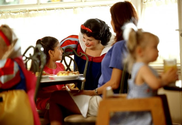 Disney Deluxe Dining Plan