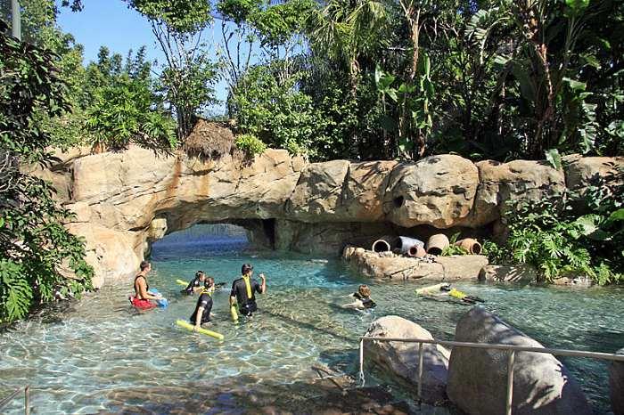 Discovery Cove-parque-eua