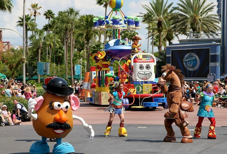 Disney's Hollywood Studios Orlando: Toy Story
