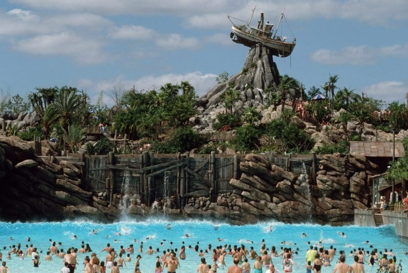 Vale a pena ir aos parques aquáticos da Disney: Typhoon Lagoon