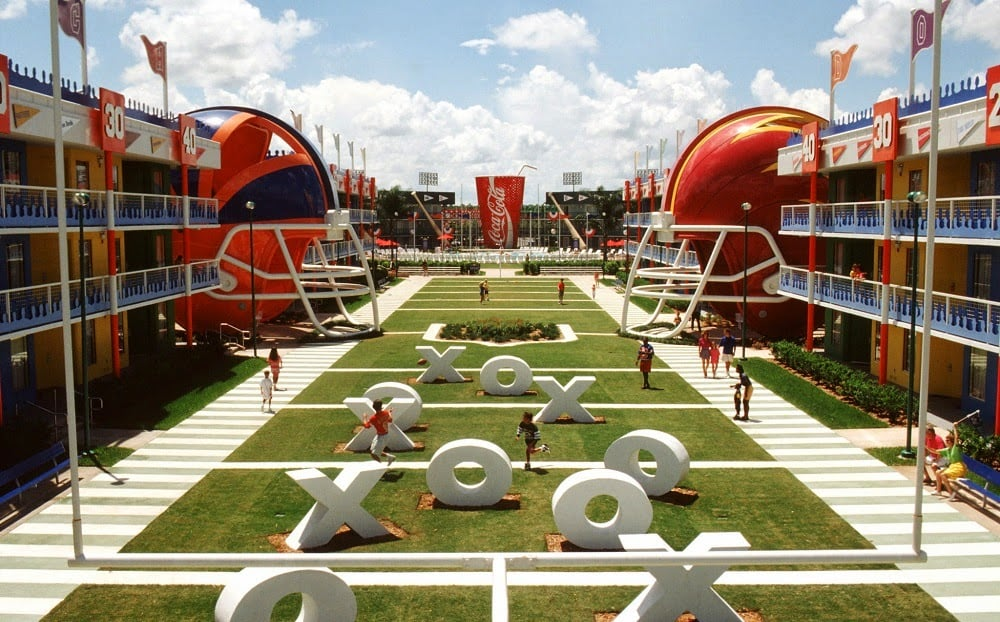 Hotel Disney's All Star Sports Orlando
