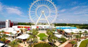 Economize nas atrações de Orlando: I-Drive 360 - Roda-gigante Orlando Eye