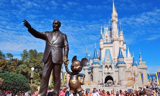 Ingressos para os parques da Disney Orlando