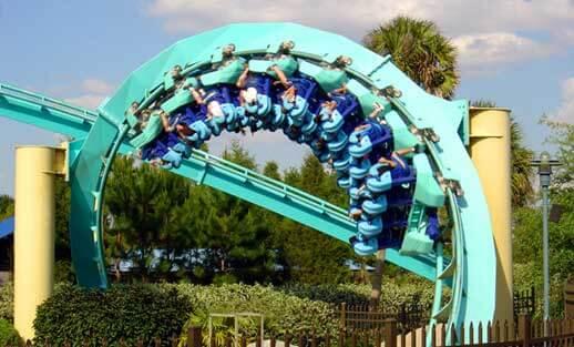 SeaWorld de Orlando: Kraken