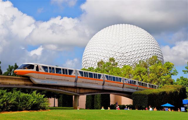 Parque Epcot Center da Disney Orlando