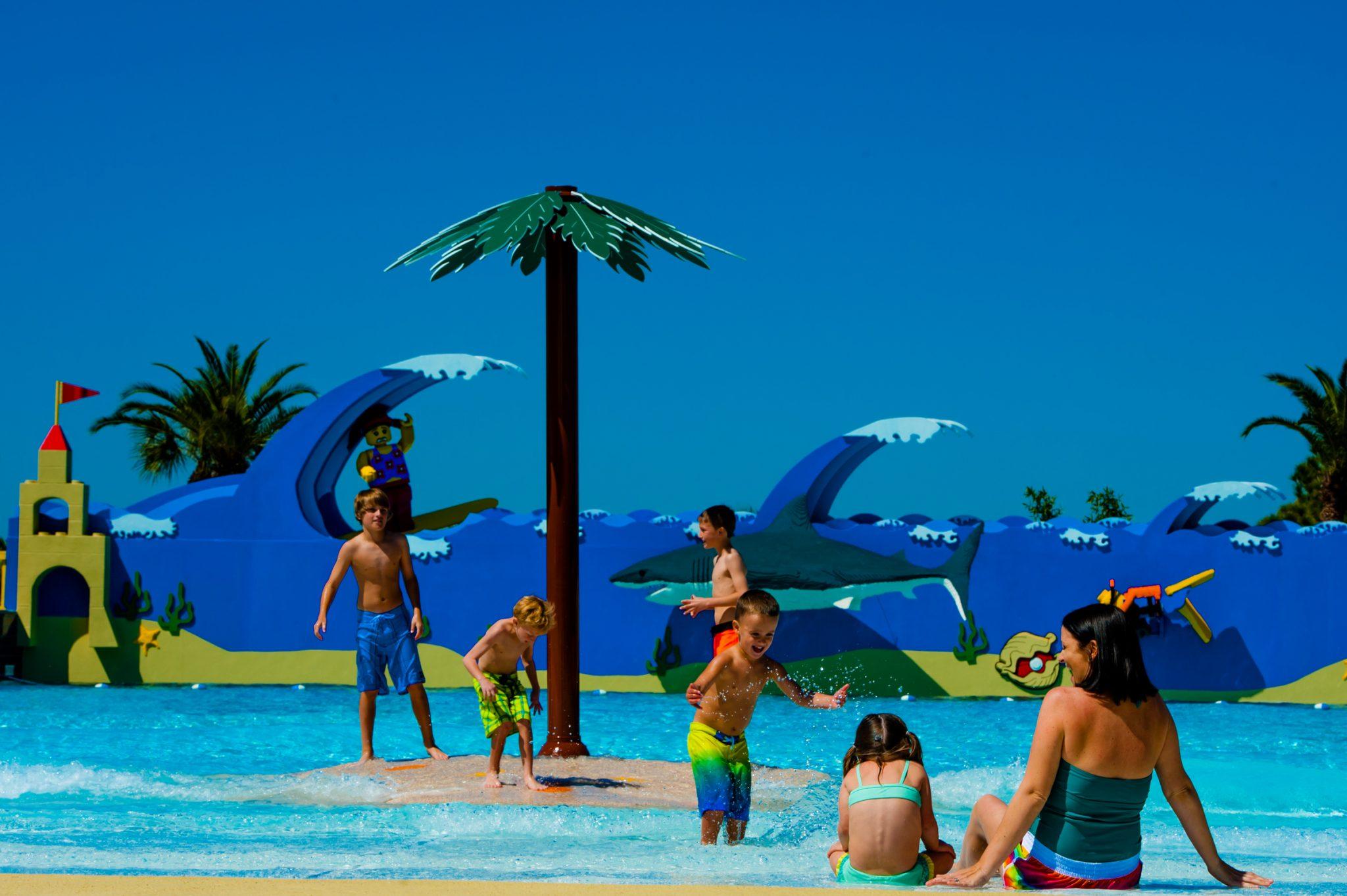 Parque Aquático Legoland Water Park Orlando