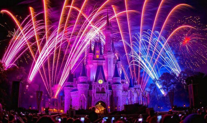 Parques da Disney em Orlando: Castelo da Cinderela