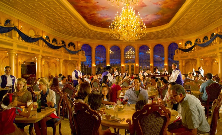 Restaurante-Bela-Magic-Kingdom-Disney-Orlando