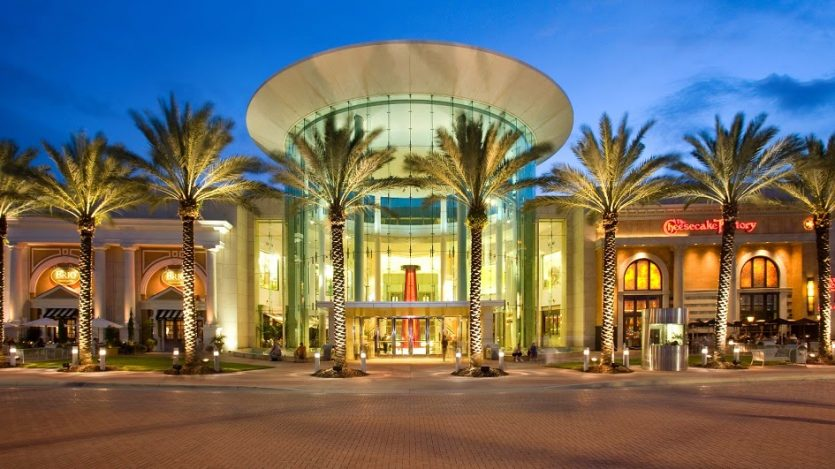 Compras em Orlando: Shopping The Mall At Millenia