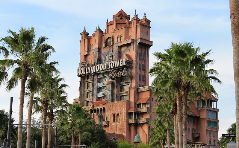 Torre-Terror-Disney-Hollywood-Studios-Orlando