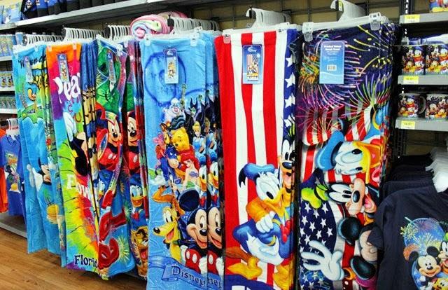 Compras no Walmart em Orlando