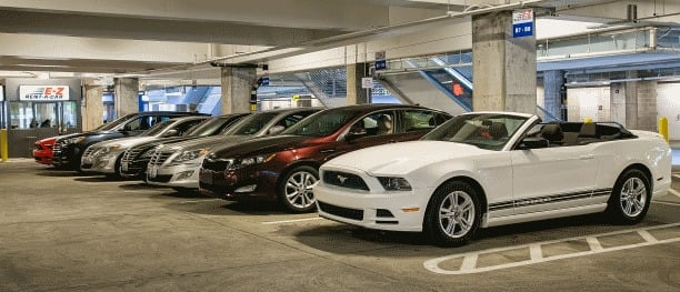 Mustang Car Hire Florida