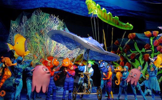 Parque Disney Animal Kingdom Orlando: Musical do Nemo