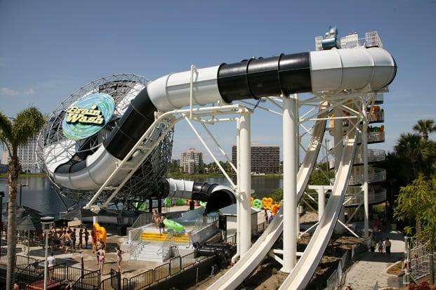 Parque Wet'n Wild Orlando: Brain Wash
