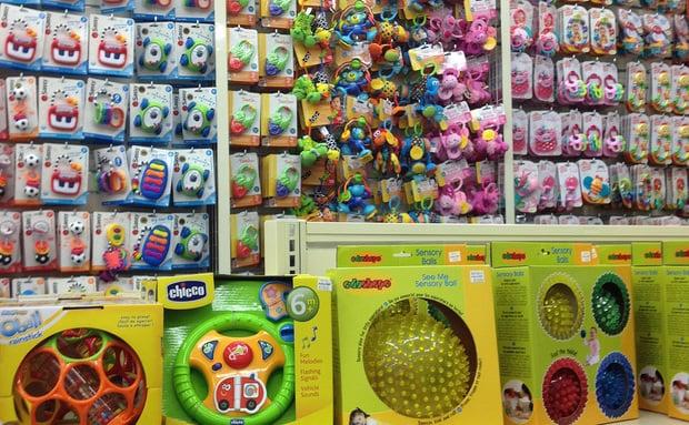 Melhores lojas para fazer o enxoval do bebê: Buy Buy Baby