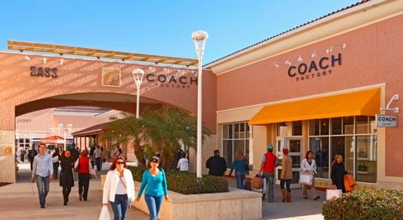 Compras nos Outlets de Orlando