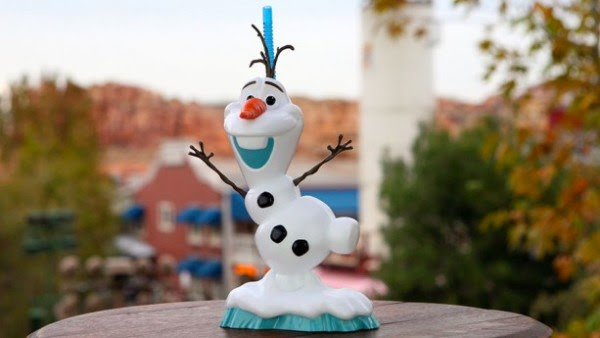 Sobremesas do Frozen na Disney Orlando