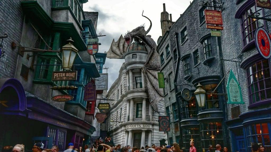 Parques e Atrações do Harry Potter em Orlando