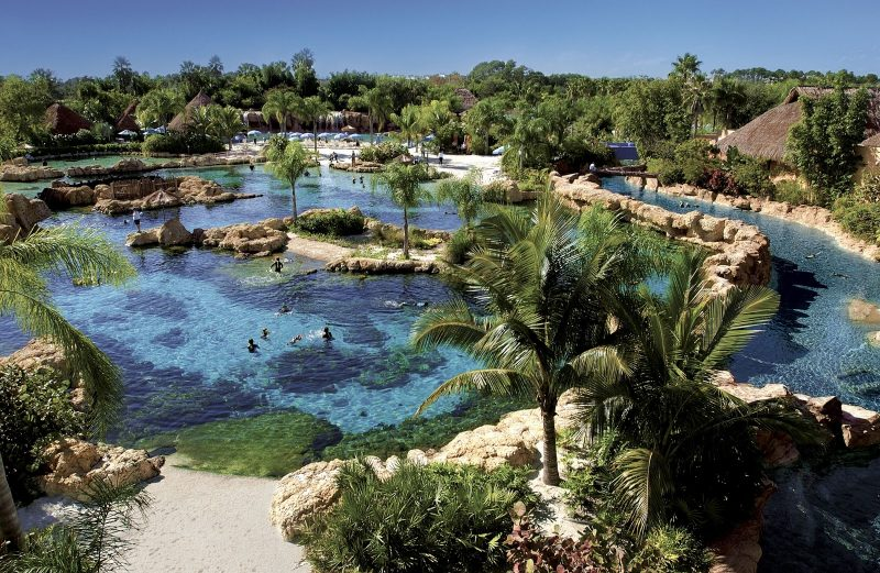 Parque Aquático Discovery Cove Orlando