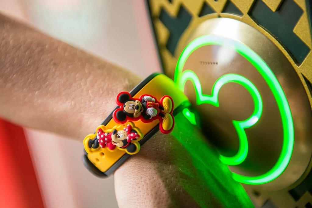 Como usar a Pulseira Disney Magic Band