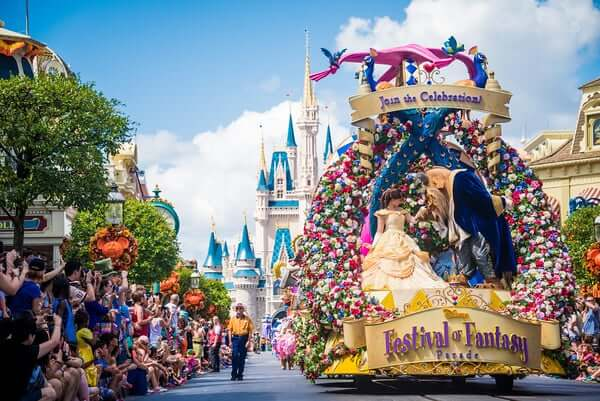 Parque Magic Kingdom Orlando