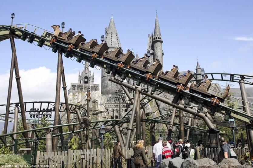 Roteiro 4 dias em Orlando: Harry Potter no Islands of Adventures