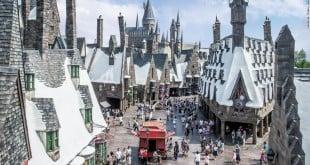Parques do Harry Potter em Orlando 3