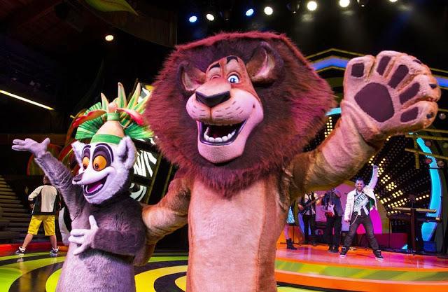 madagascar-show-Parque-Busch-Gardens-tampa