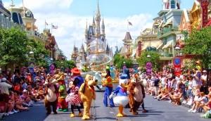 Qual é o melhor dia para cada parque da Disney e Orlando: Parque Disney Magic Kingdom