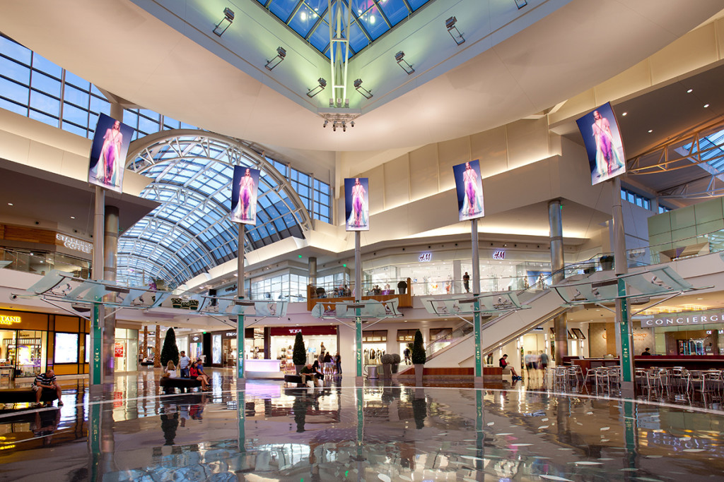 Shopping Mall at Millenia Orlando