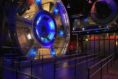 Mission Space: Parque Disney Epcot Orlando