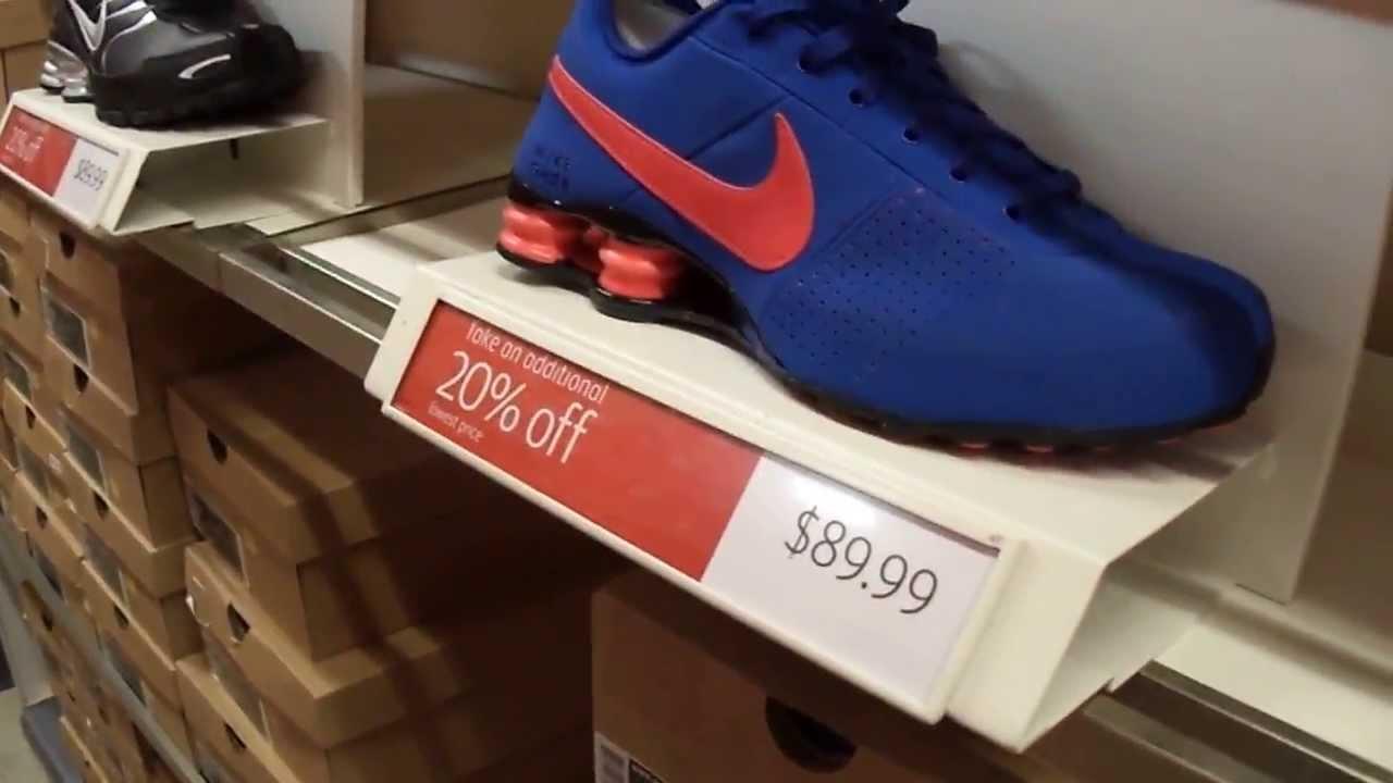 Onde comprar tênis de corrida e futebol em Orlando: Nike