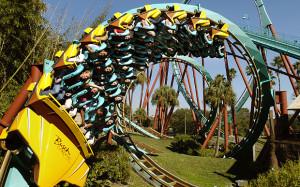 Pontos Turísticos em Tampa: parque Busch Gardens