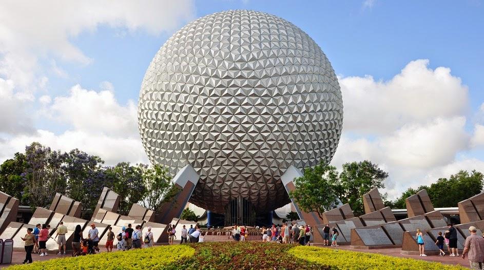 Parque Epcot Disney Orlando