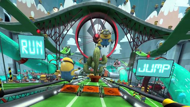 Parque Universal Studios Orlando: Minions