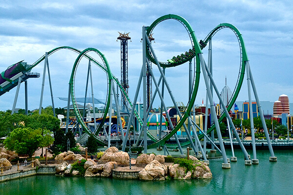 Parque Islands of Adventure Orlando 8