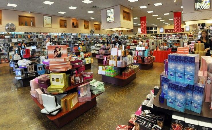 Compras na Perfumeland e cosméticos em Orlando