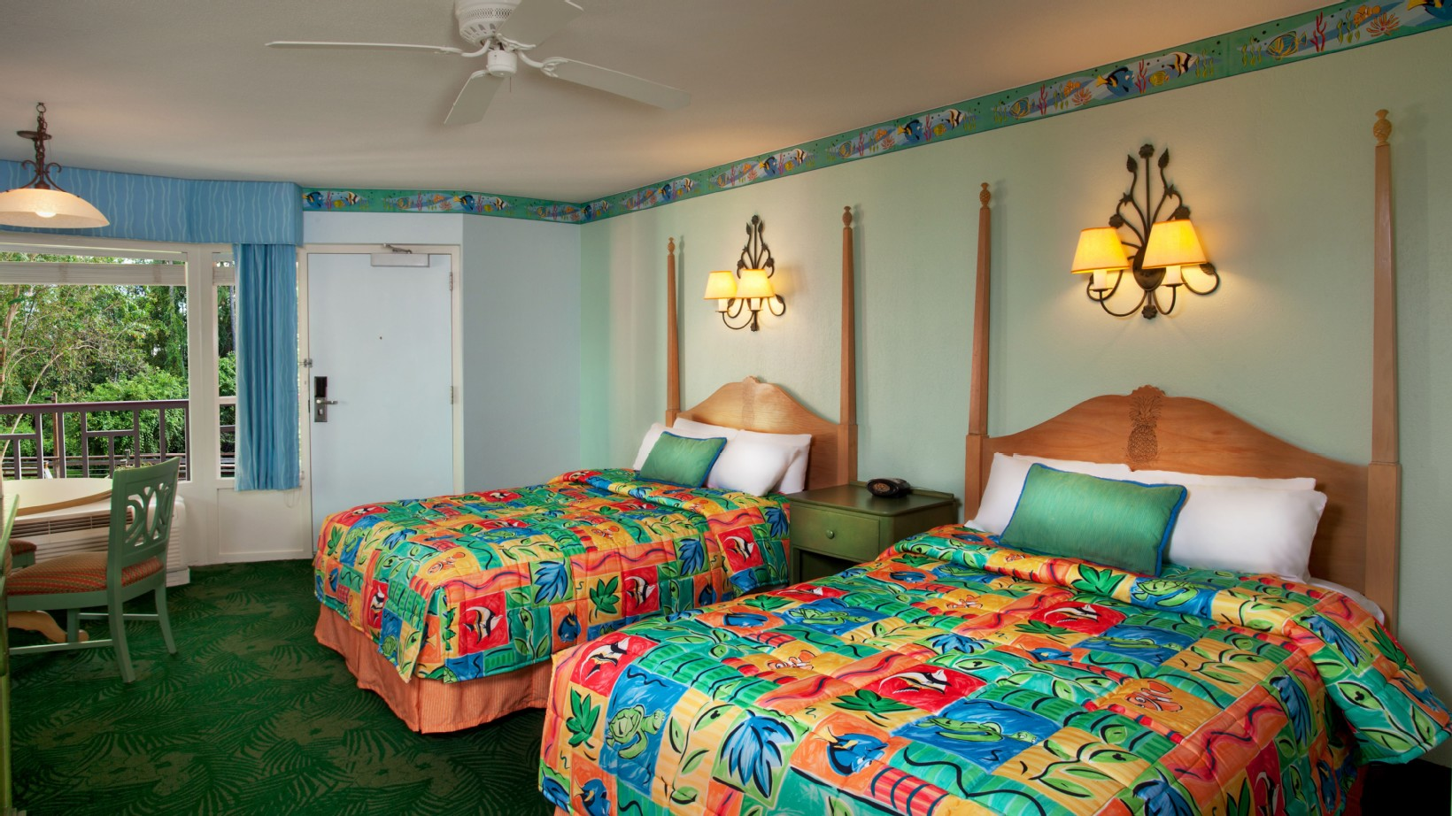 quarto-hotel-disney-em-Orlando