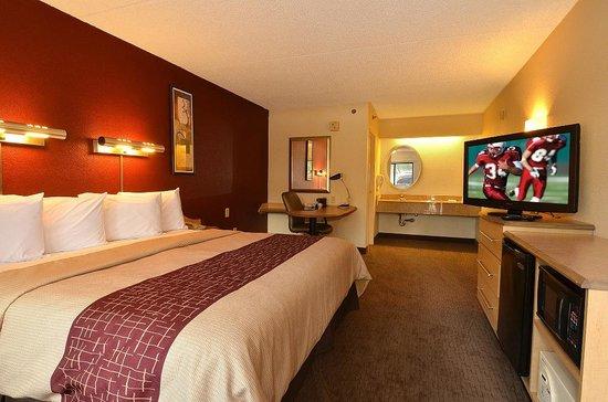 Hotéis bons e baratos em Orlando: Red Roof Inn