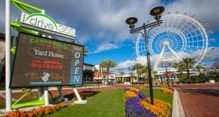 Roda Gigante Orlando Eye em Orlando 3