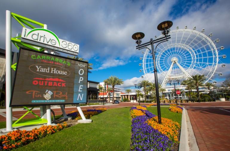 Roda Gigante Orlando Eye em Orlando