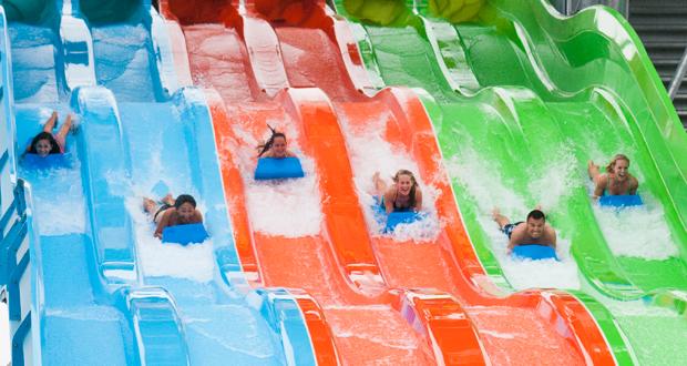Parque Aquatica em Orlando: Taumata Racer