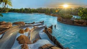 Parque Disney Typhoon Lagoon em Orlando