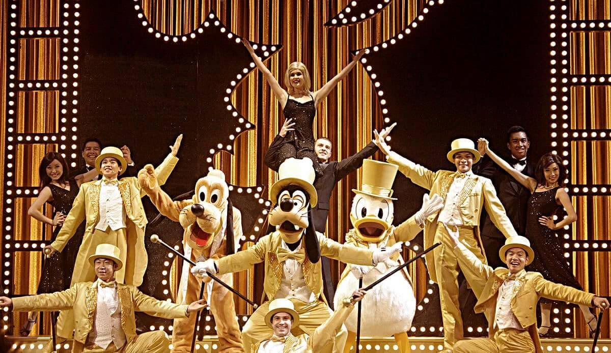 Cruzeiro Disney Dream: musical Disney Believe