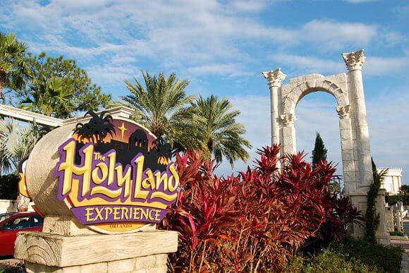 Holy Land Experience em Orlando