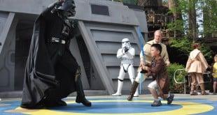 Jedi Training Academy no Disney Hollywood Studios Orlando 1