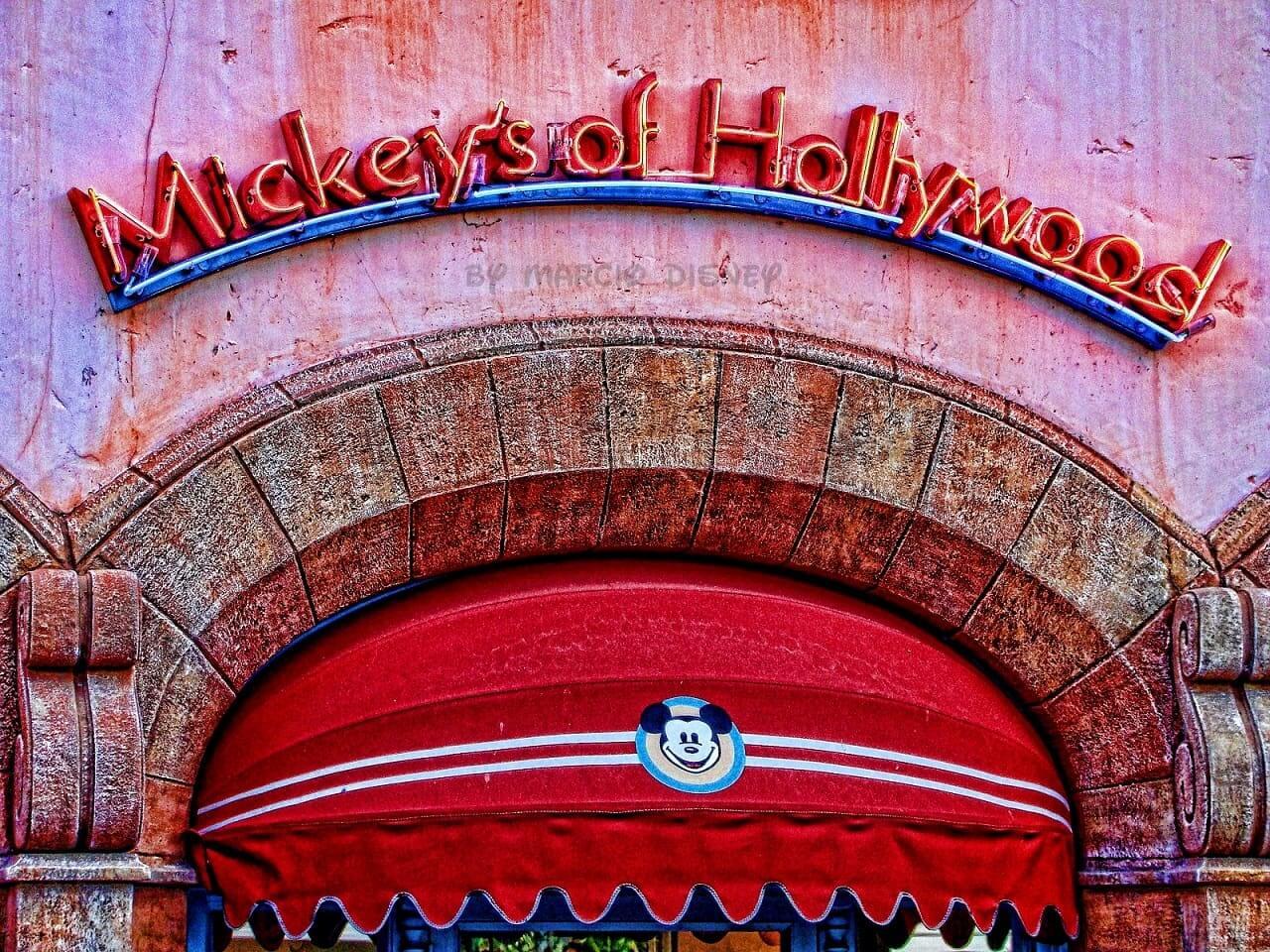 Lojas no Parque Disney Hollywood Studios Orlando : Mickey's of Hollywood