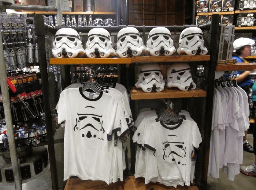 Lojas no Parque Disney Hollywood Studios Orlando: Tatooine Traders