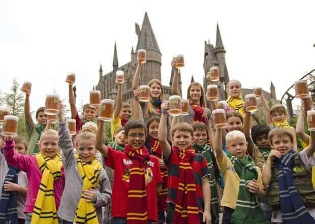 batterbeer, a cerveja amanteigada do Harry Potter em Orlando